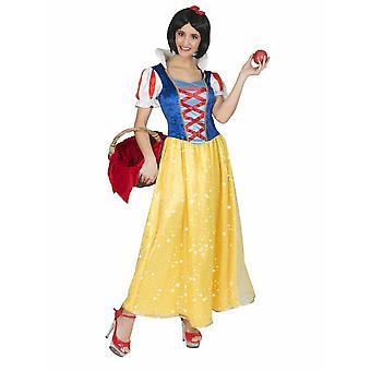 Snow White Women ' s kostyme tema fest eventyrskog dverger drakt Ladies Carnival