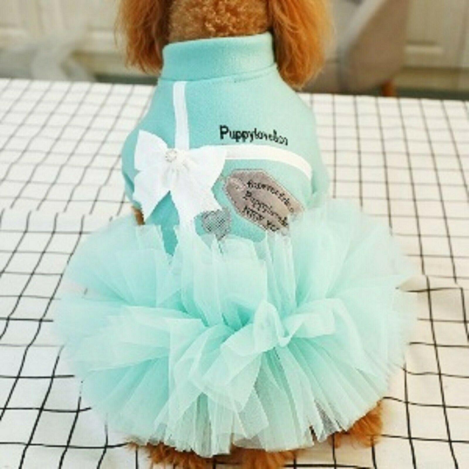 PuppyLove & Co Dog Dress
