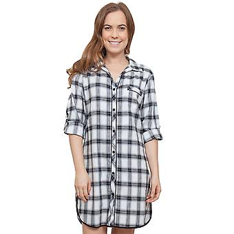Cyberjammies 3824 kobieta Mae Black wyboru snu koszula Koszulka nocna Koszula nocna