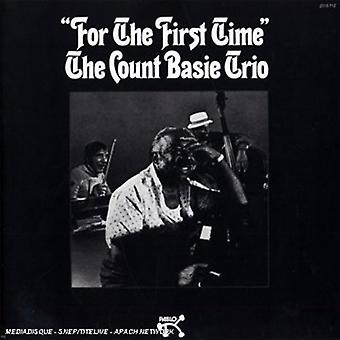 Count Basie - For the First Time [CD] USA import