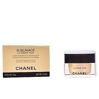 Chanel Sublimage La Crème Yeux 15 Gr voor vrouwen