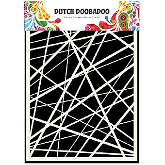 Dutch Doobadoo A5 Mask Art Stencil - Stripes 470.715.105