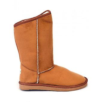 Antarctica - Shoes - Boots - MAXI_100CHESTNUT - Women - chocolate - 36