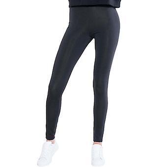 adidas Originals Womens Trefoil Casual Sports Gym Active Bottoms Leggings Black