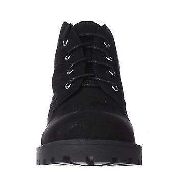 AR35 Reaghan Low Rise Combat Boots - Black, 6.5 US