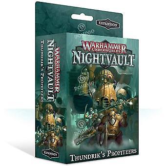 Games Workshop - Warhammer Underworlds: Nightvault Thundrik's Profiteers