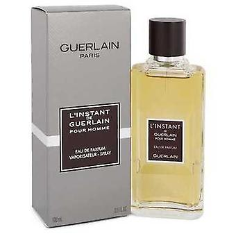 L'instant By Guerlain Eau De Parfum Spray 3.3 Oz (men) V728-547244