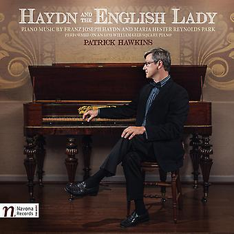 Haydn / Park / Hawkins - Haydn & the English Lady [CD] USA import