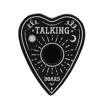 Gothic Homeware Talking Board Spell Lysestage