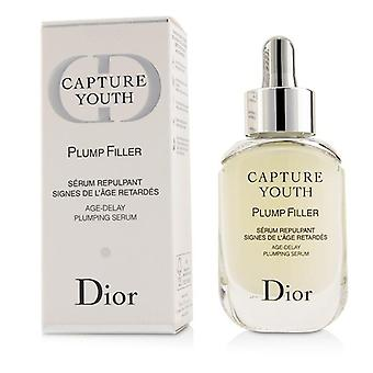Christian Dior Capture Youth Plump Filler Age-delay Plumping Serum - 30ml/1oz