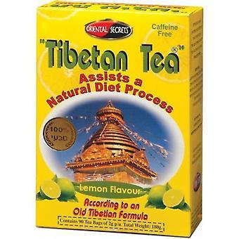 Tibetan Tea Citroensmaak 90 enveloppen.