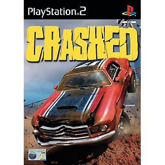 Crashed (PS2) - New