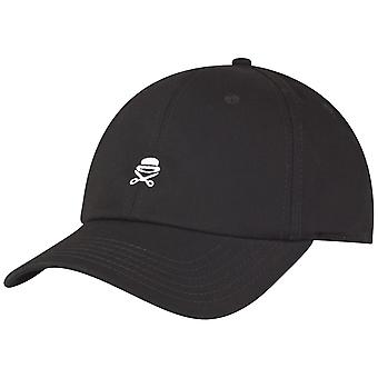 Cayler & sons Curved Straback Cap - SMALL ICON black