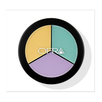 Corrector Tri-Pot Yellow, Lilac, Mint