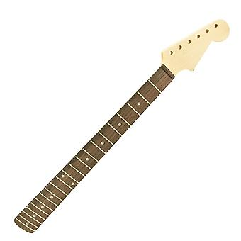 WD Music Fat Strat Neck - Maple With Rosewood Fingerboard Unfinished