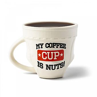 BigMouth Inc. Tighty Whiteys 'Y' Fronts Mug
