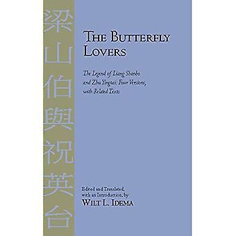 Butterfly Lovers: The Legend of Liang Shanbo and Zhu Yingtai, Four Versions with Related Texts