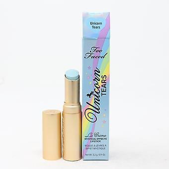 Too Faced La Creme Mystical Effects Lipstick 0.11oz Unicorn Tears New With Box