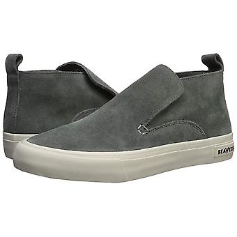 SeaVees Womens Huntington Hight Top Pull On Fashion Sneakers