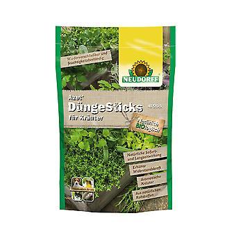 NEUDORFF Azet® FertiliserSticks for Herbs, 40 Sticks