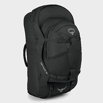 Neue Osprey Farpoint 70L Rucksack Reisetasche Pack grau