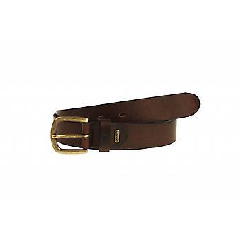 Cintura casuale marrone stretto