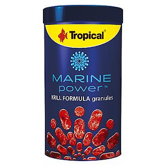 Tropical 61224 Marine Power Krill Gran 135 Grs (Fish , Food , Warm Water)