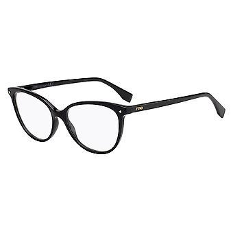 فيندي FF0351 807 نظارات سوداء