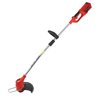 Cordless 36V Lightweight Grass Lawn Edge Weed Trimmer - Battery & Fast Charger