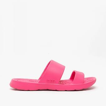 Totes Sol Bounce 0351 Ladies Everywear Slide Sandals Azalea Pink