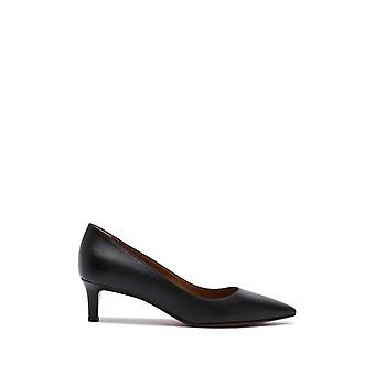 Aquatalia Womens Marion Leather Closed Toe Classic Pumps