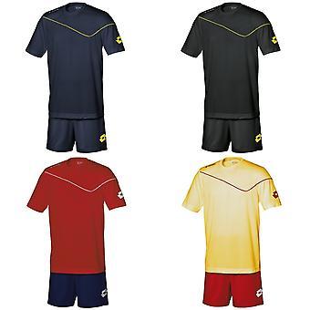 Lotto Mens Sports Football Kit Sigma T-Shirt