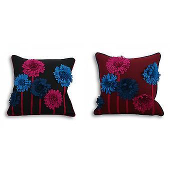 Casa Riva Maisie fiore cuscino copertina