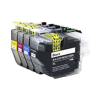Compatible Ink Cartridge Inkoem LC3219/Magenta