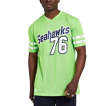 New Era Oversized Jersey Mesh Trikot - Seattle Seahawks
