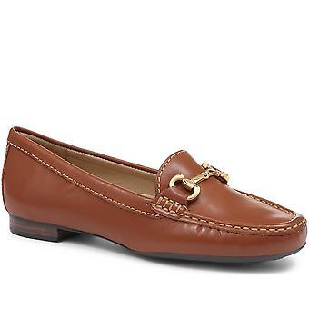 Jones 24-7 Zofia Leather Snaffle Loafer