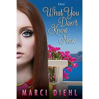 What You Dont Know Now by Diehl & Marci