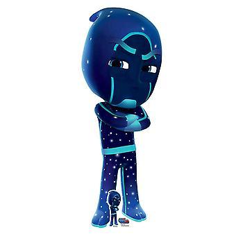 Night Ninja from PJ Masks Official Lifesize Cardboard Cutout / Standee / Standup
