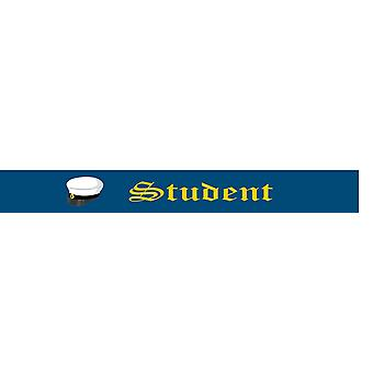 Order band Student blue/yellow 160 cm