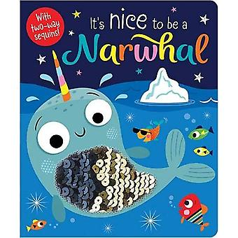 It's Nice to be a Narwhal by Stuart Lynch - 9781788439992 Book