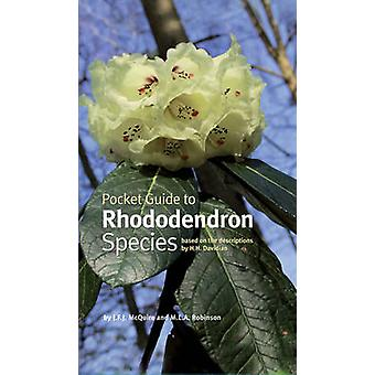 Pocket Guide to Rhododendron Species - Based on the Descriptions of H.