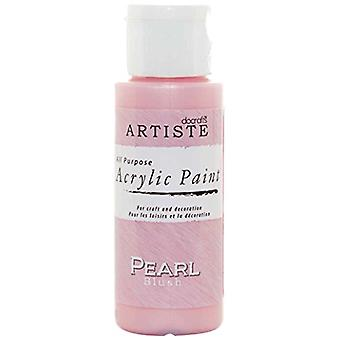 Artiste All Purpose Acrylic Paint - Pearl Pink