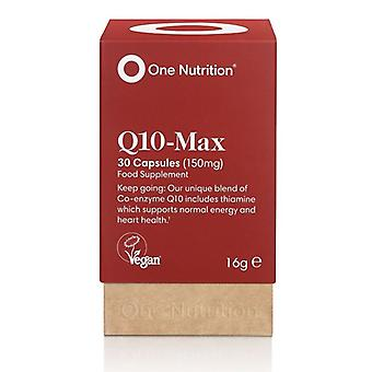 One Nutrition Q10-Max Capsules 30 (ONE032)