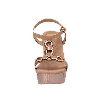 Cassis cote d'azur MAGNOLIA Women's Pumps Brown High Heels Stilettos Heel Shoes