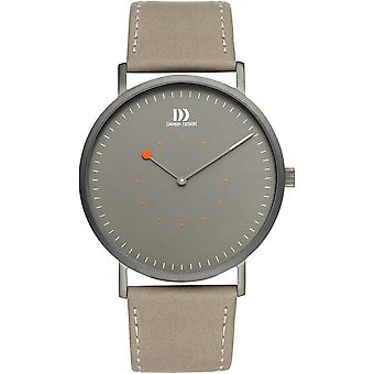 Design dinamarquês IQ16Q1274 No Relógio dos Homens de Dot