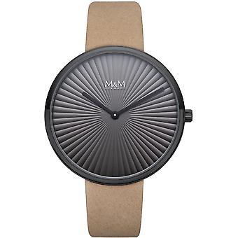 M-amp;M Allemagne M11943-588 Big time Ladies Watch