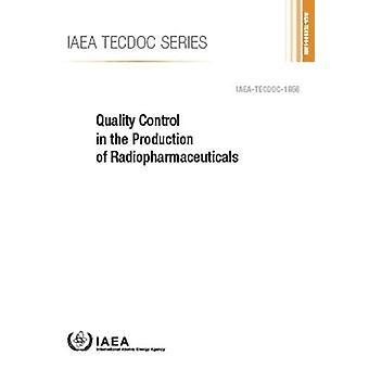 Contrôle de la qualité dans la production de radiopharmaceutiques par Internat