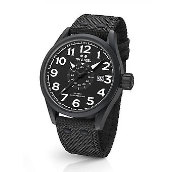 TW Steel VS41 Volante watch black 45mm