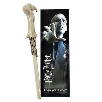 Harry Potter, the pen and the bookmark-Voldemort