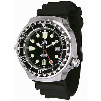 Tauchmeister T0268 automatisch duikershorloge 1000 m